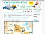 Cap d'Agde Locations