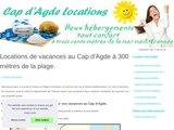 Cap d'Agde Locations